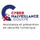 logo cyber malveillance