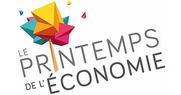 Logo du printemps de l'économie 2018