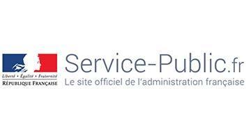 Logo service public .fr