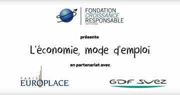 visuel vidéo l'économie, mode d'emploi