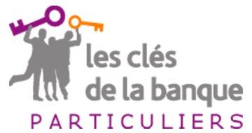 logo les clés de la banque FBF