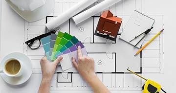 plan maison architecte