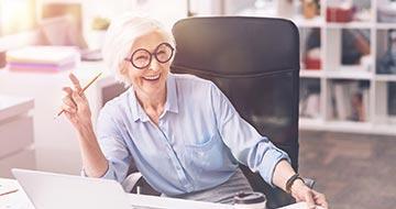 senior retraite travail