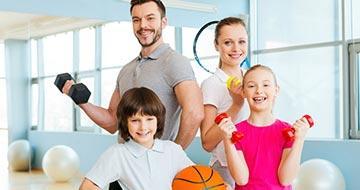 sport assurance famille