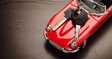 voiture clés maquette