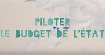 Video budget etat