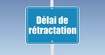 delai retractation